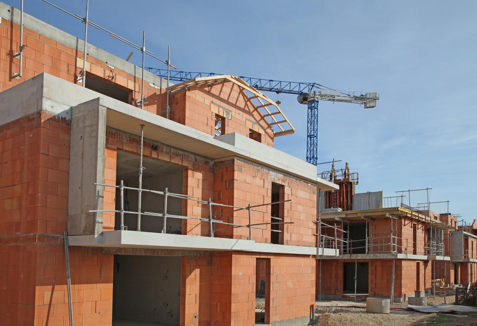 Maison en brique avantages prix caract ristiques toutes les infos - Construire une maison en terre ...