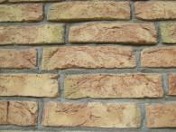 Mur en pierre de parement