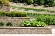 Maçonnerie paysagère jardin