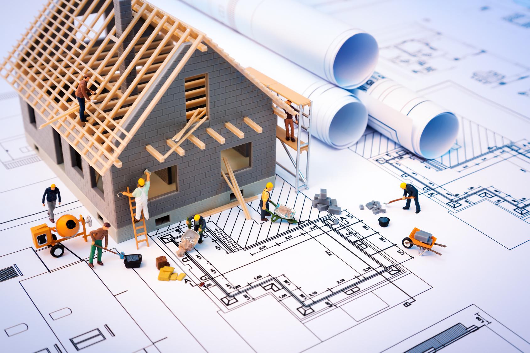Célèbre Quel est le délai de construction d'une maison ? SU07