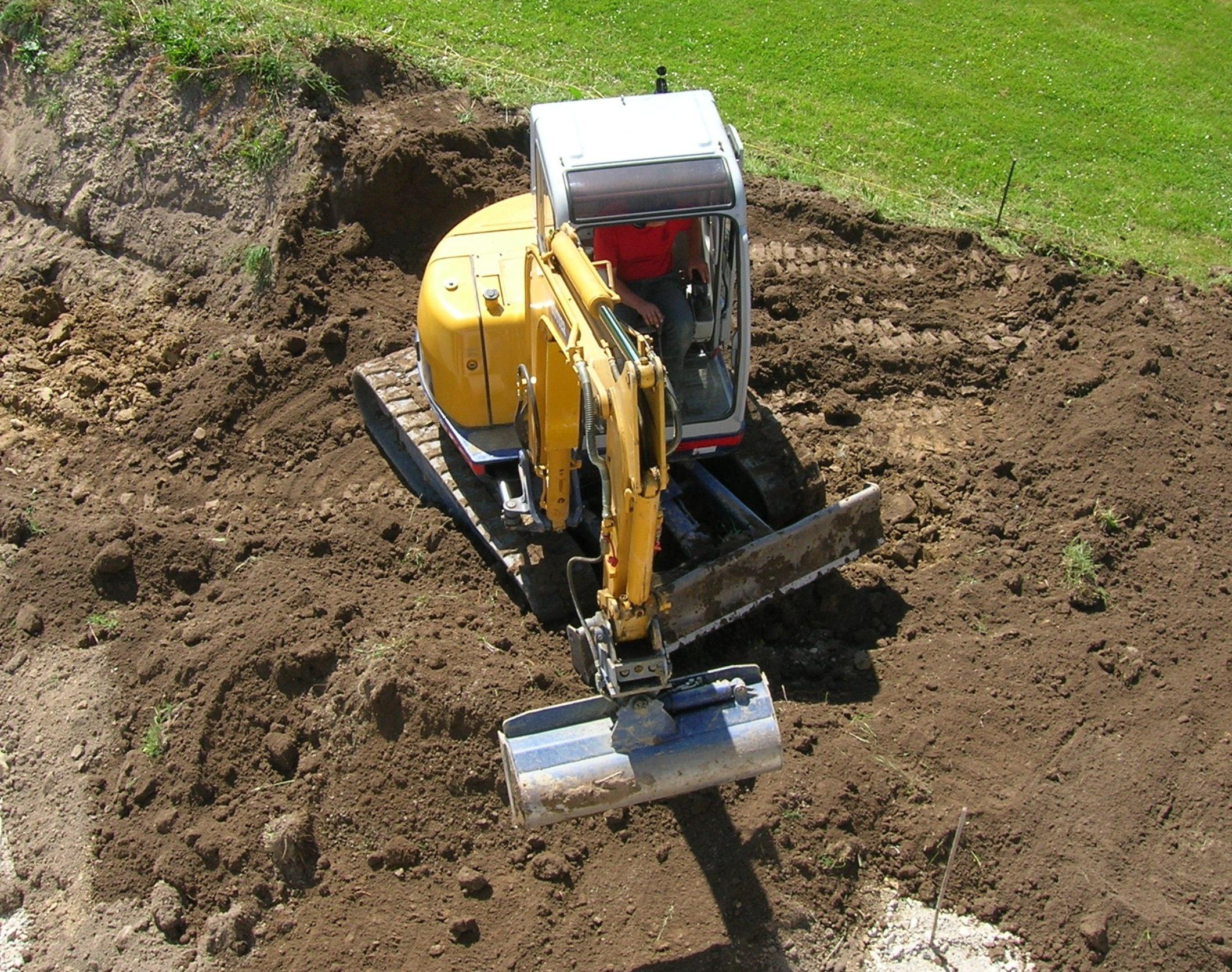 Comment Faire Un Terrassement En Pente prix d'un terrassement