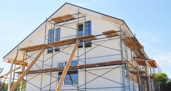 Coût de ravalement d'une façade