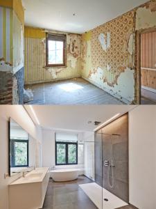 Tarif de rénovation d'une maison