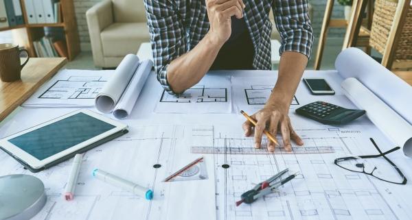 Prix d'un architecte au m² pour des travaux de rénovation