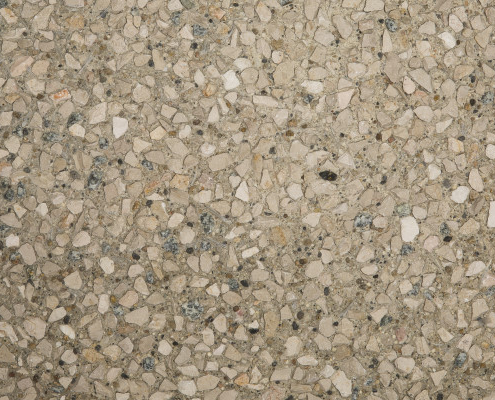 Quelles différences entre le béton lavé et désactivé ?