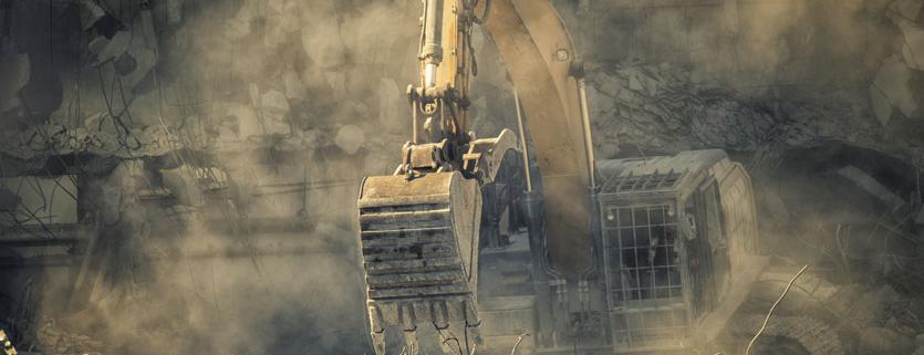cout de démolition bâtiment