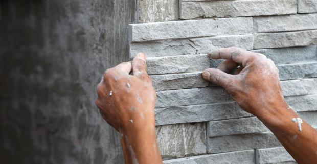 Coût de construction d'un mur en pierre