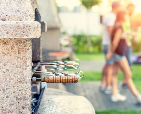 Prix barbecue pierre