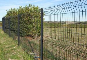 Conseils de pose d'une clôture métallique