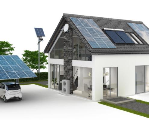 Tout savoir sur la maison à énergie positive