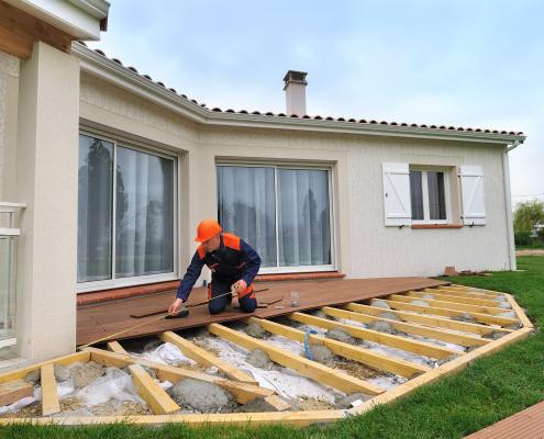 Comment choisir les matériaux pour sa terrasse ?